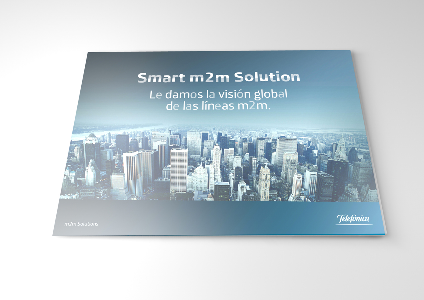 Telefónica m2m Smart Solution